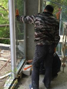 купить пластиковые окна в партените