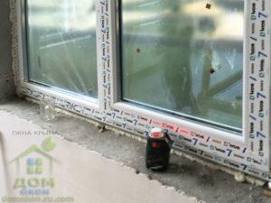 пластиковые окна купить в партените