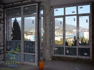 заказать пластиковые окна в инкермане