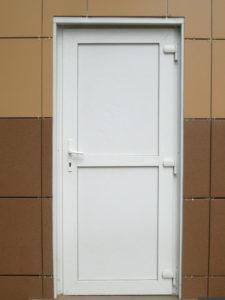 входные пвх двери купить